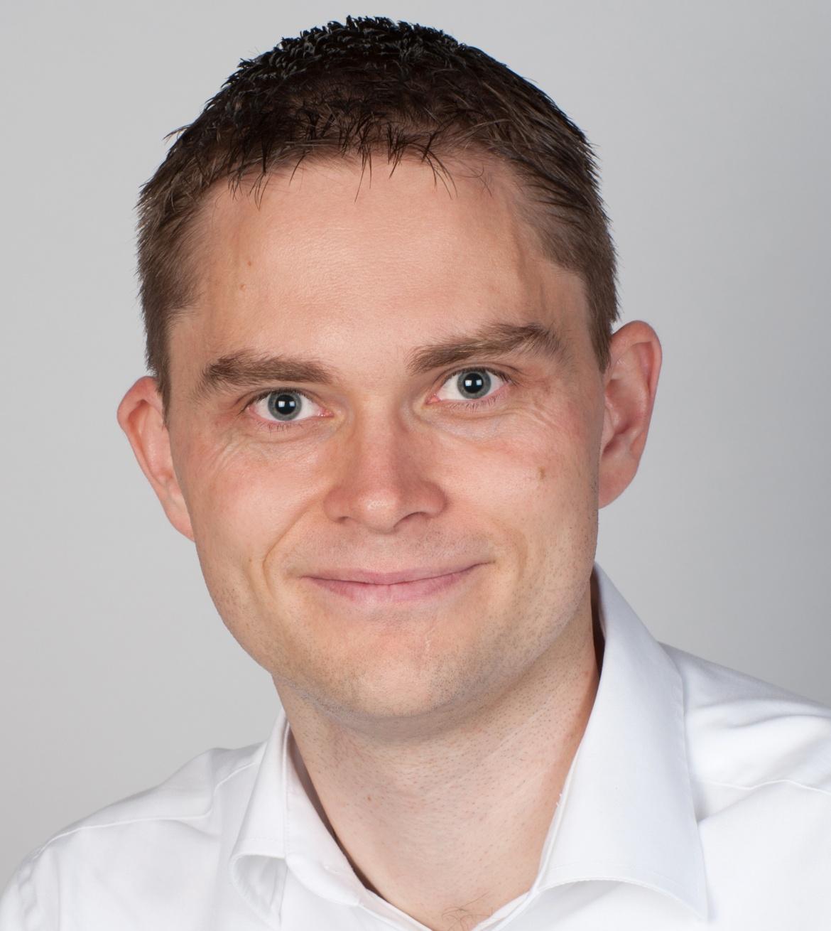 Porträtbild Prof. Anders