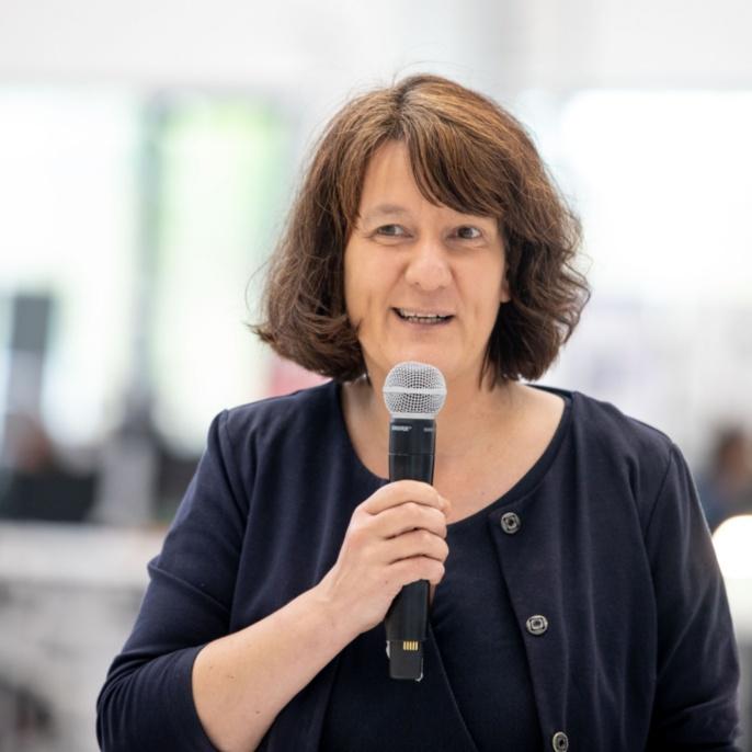 Gisela Splett, Staatssekretärin