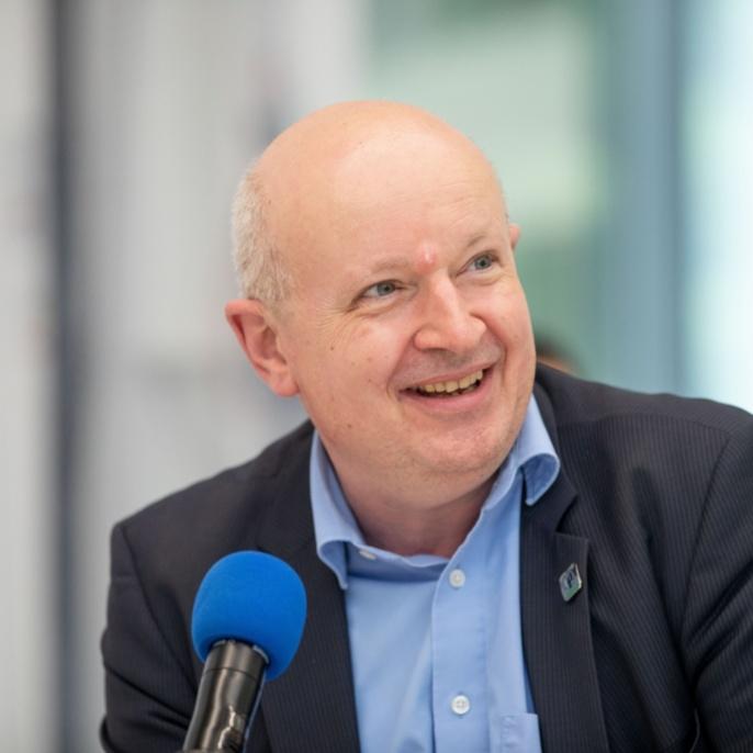 Dr. Michael Hilt, Fraunhofer Gesellschaft