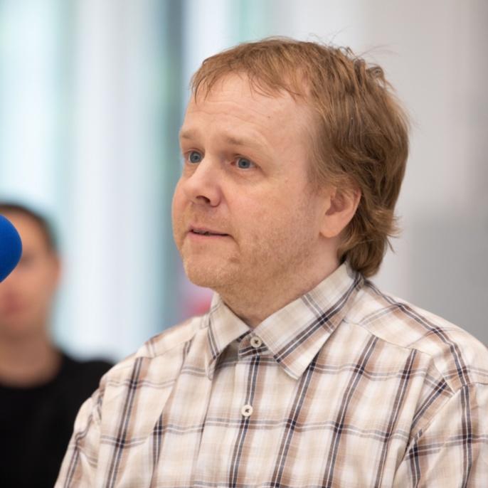 Dr. Norbert Röhrl, Personalrat Universität Stuttgart