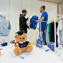 New merchandise store at Campus Vaihingen