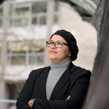 Forscherin an der Universität Stuttgart: Jun.-Prof. Dr.-Ing. Hanaa Dahy