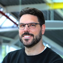 Portrait Prof. Dr. Michael Sedlmair