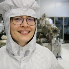 Dr. Inga A. Fischer, Institute for Semiconductor Engineering