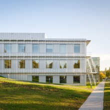 PEGASUS (laboratory extension building, extension of University of Stuttgart)