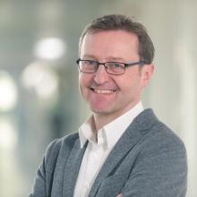 Porträt Prof. Steffen Staab