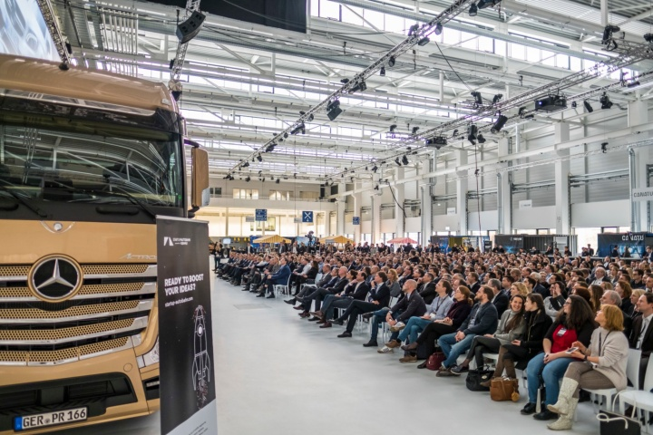 Through STARTUP AUTOBAHN the aim is for the Stuttgart region to become an innovation hub for Mobility and Industry 4.0. (c) Daimler AG