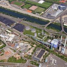 Press release 28: The Gaisburg Power Plant. Foto: EnBW  Copyright: EnBW