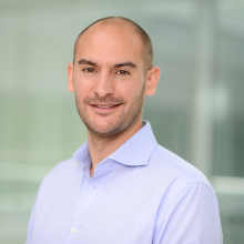 Dr. Danyal Bayaz, Start-up-Beauftragter der Bundesfraktion der Grünen.