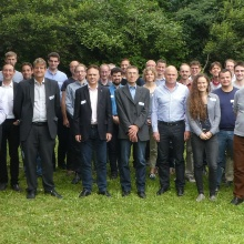 Press release 64: The team of the newly formed IGTE Copyright: IGTE