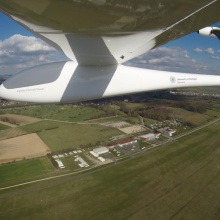 Press release 72: Unmanned electric aircraft of the type e-Genius., Copyright: IFB/iFR/IAG
