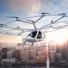Presseinfo 76: , Copyright: Volocopter