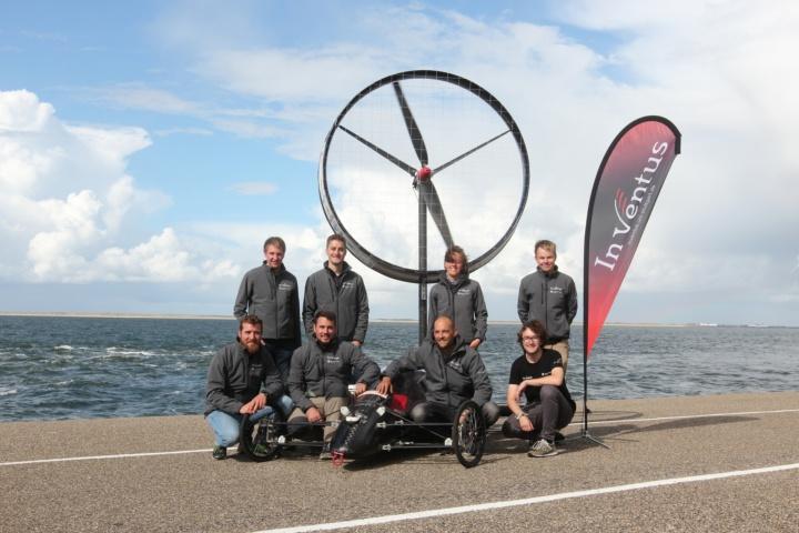 Das Team InVentus (c) Team InVentus