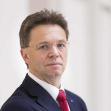 Prof. Dr. iur. Volker Epping, Präsident der Leibniz Universität Hannover