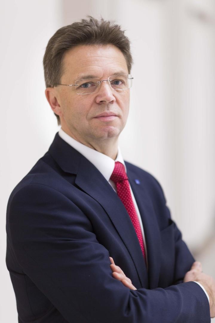 Prof. Dr. iur. Volker Epping, Präsident der Leibniz Universität Hannover (c) Leibniz Universität Hannover