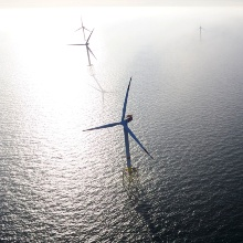 Windpark Alpha Ventus