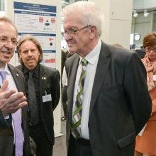 Ministerpräsident Winfried Kretschmann besucht den Landesstand