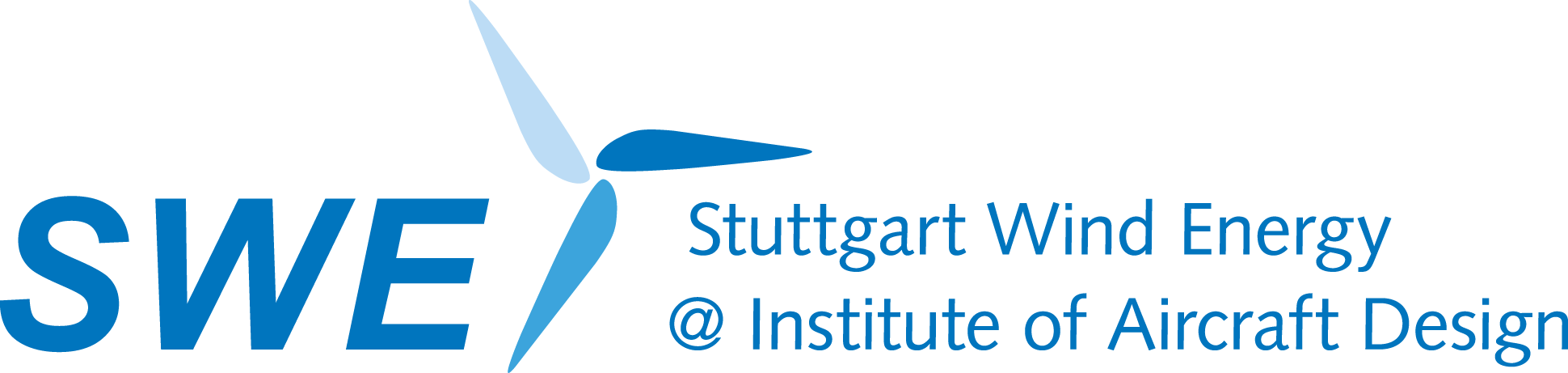 Stuttgart Wind Energy (SWE) Logo