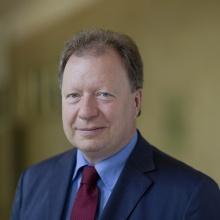 Presseinfo 59: Rektor Prof. Wolfram Ressel.  Copyright: Universität Stuttgart