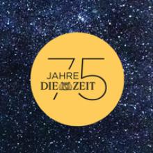 Visual 75 Jahre ZEIT
