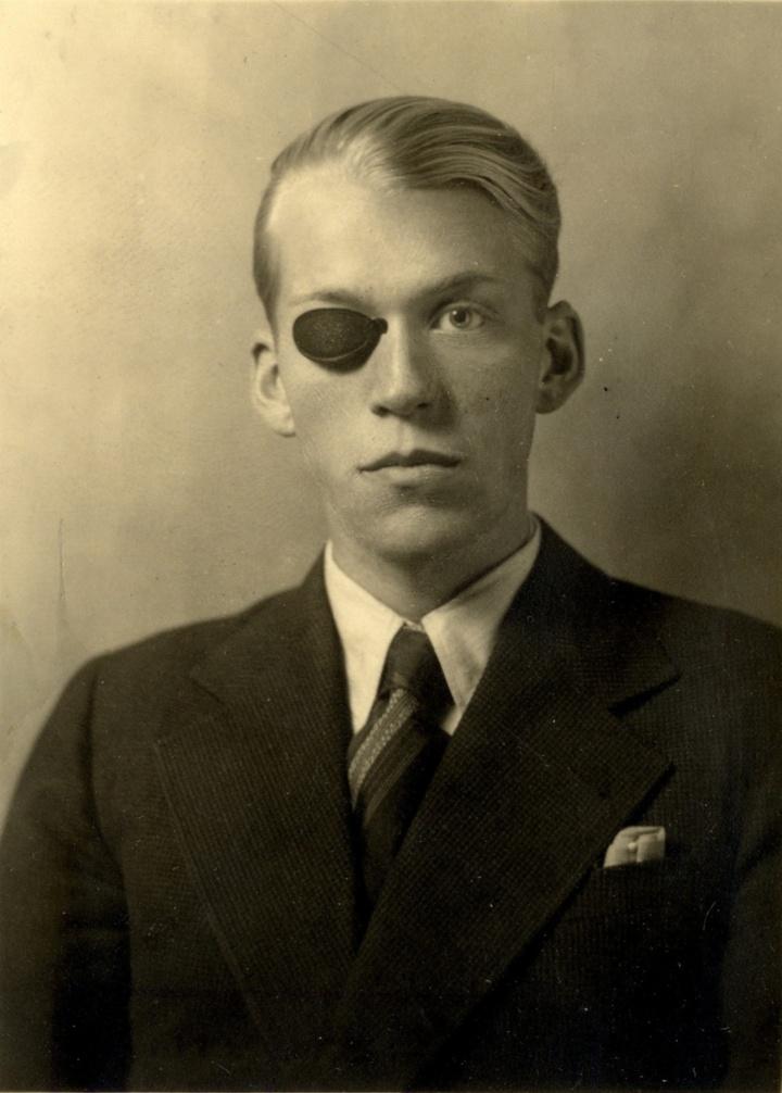 Der Student Kurt Lingens um 1937