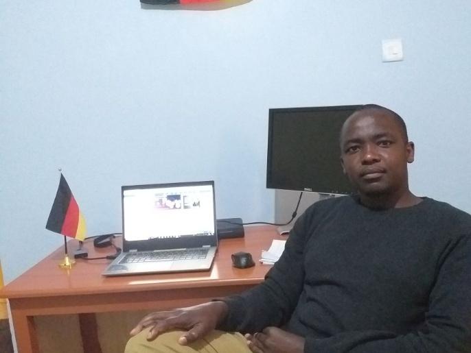 Willis Awandu berichtet aus Kenia