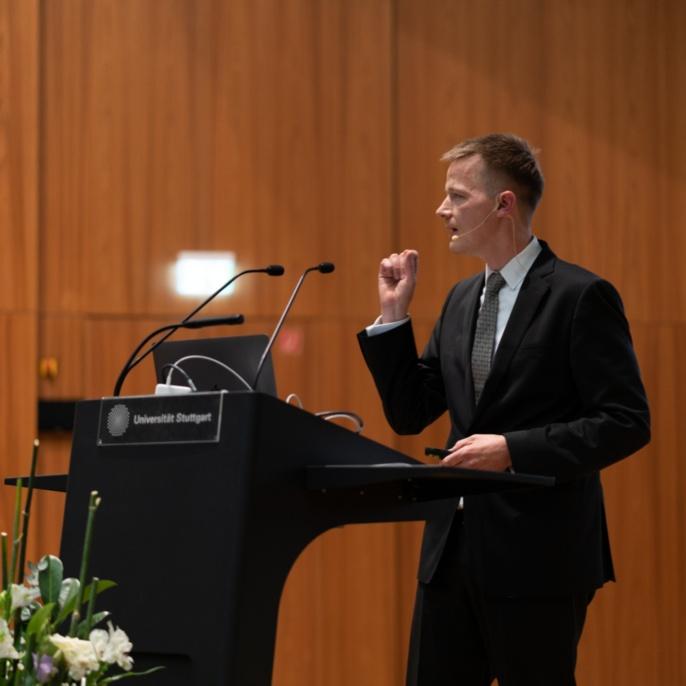 4 Festredner Philipp Hennig