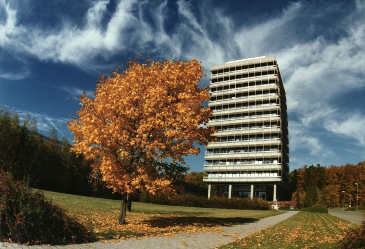 Materials Testing Institute in Vaihingen