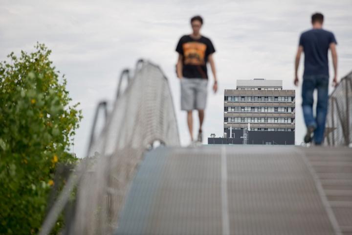 Materials Testing Institute in Vaihingen
