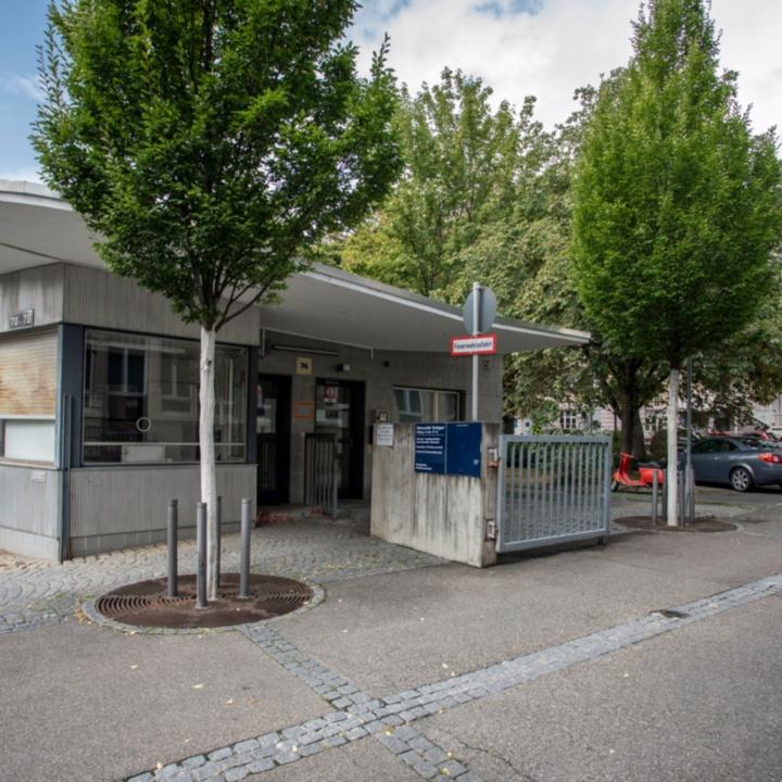 Gebäudeansicht Böblinger Straße 74