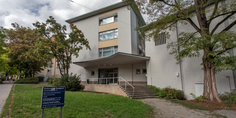 Haupteingang Azenbergstraße 12<br/>
