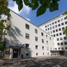 Dieses Bild zeigt: Kollegiengebäude IV