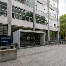 Dieses Bild zeigt Kollegiengebäude I