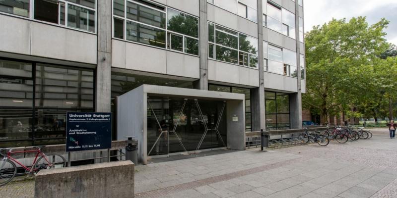 Haupteingang EG Keplerstraße 11<br/>