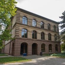 Dieses Bild zeigt: Rektoramt