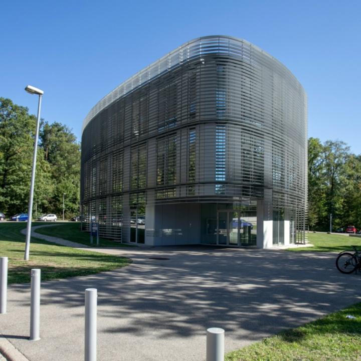 Gebäudeansicht Pfaffenwaldring 29