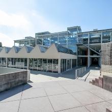 This picture shows: Vaihingen university Mensa