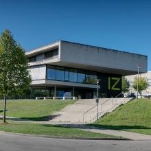 Dieses Bild zeigt: Internationales Zentrum