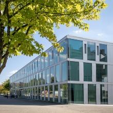Dieses Bild zeigt: Informatikgebäude
