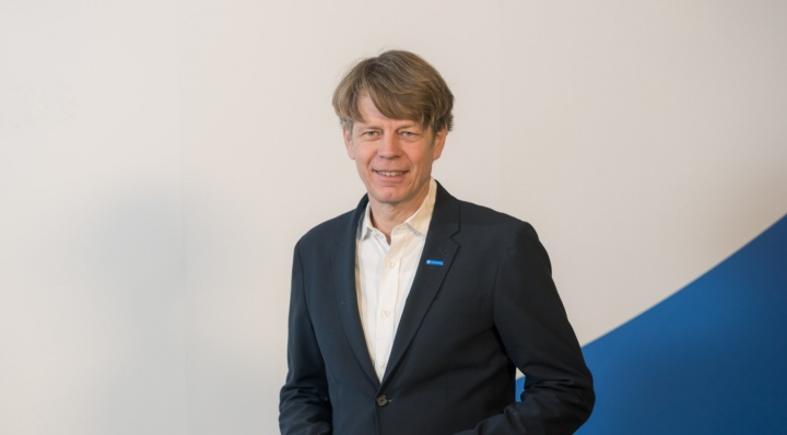 Univ.-Prof. Dr.-Ing. Jan Knippers , Vice Rector for Research