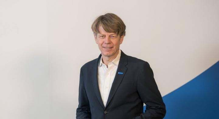 Univ.-Prof. Dr.-Ing. Jan Knippers, Prorektor für Forschung