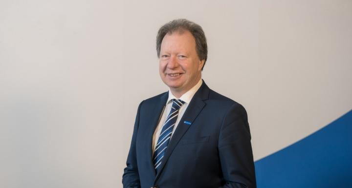 Univ.-Prof. Dr.-Ing. Wolfram Ressel, Rektor der Universität Stuttgart  (c)