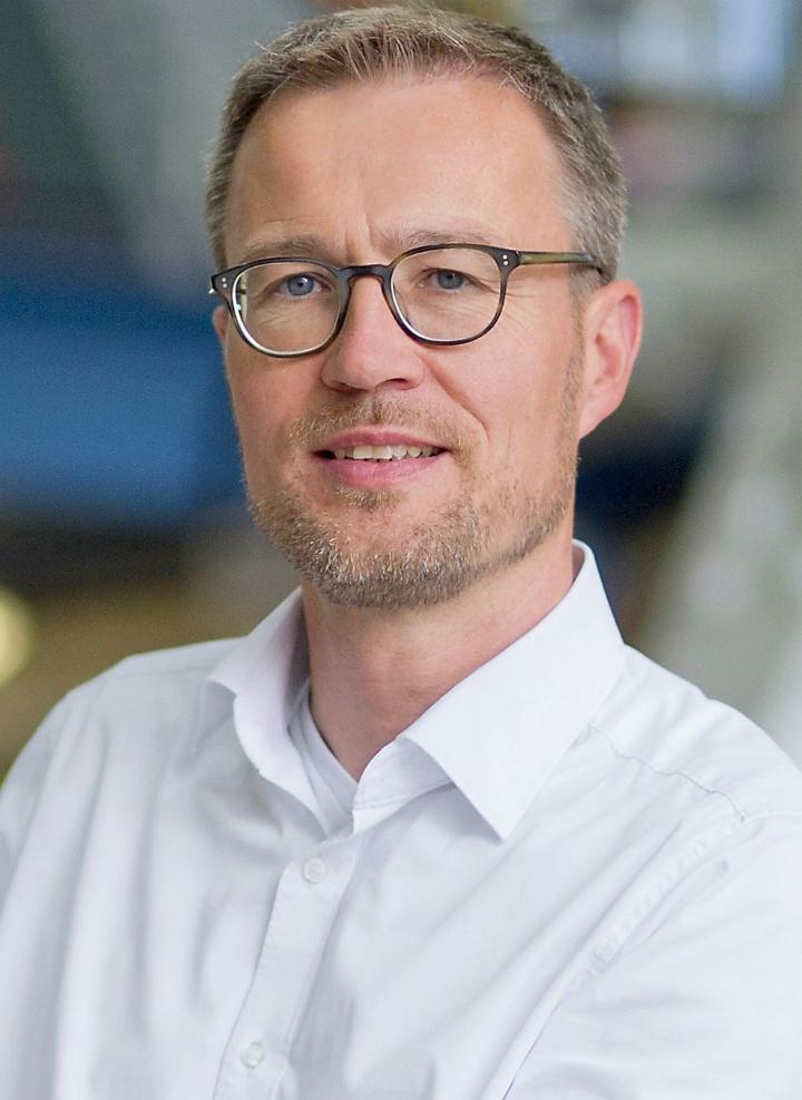 Univ.-Prof. Dr.-Ing. Peter Middendorf, Vice Rector for Knowledge and Technology Transfer (c) Uli Regenscheit, University of Stuttgart