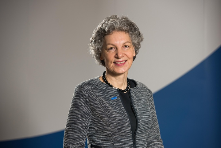 Dr. Simone Rehm, Prorektorin für Informationstechnologie  (c)