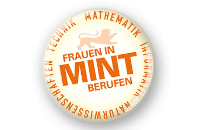 Logo: Frauen in MINT-Berufen