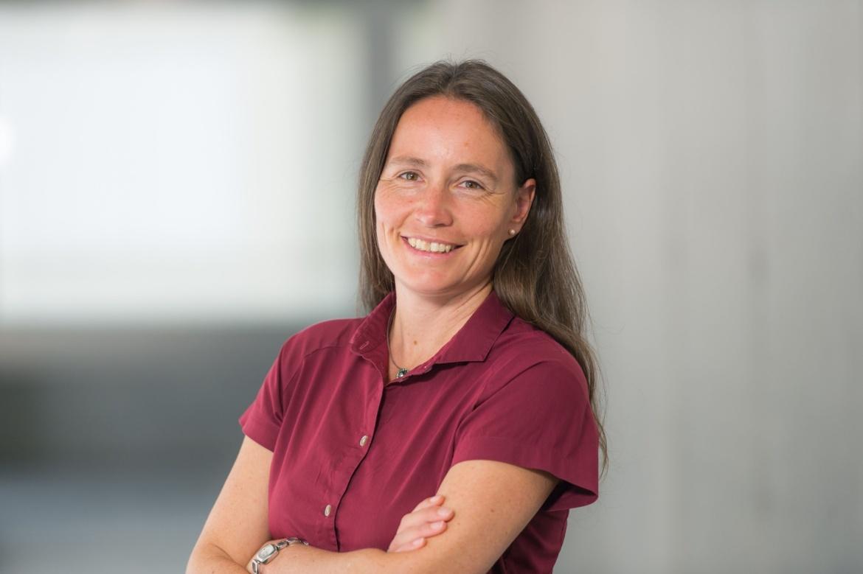 Porträt der Gleichstellungsbeauftragten Dr. Nicole Radde