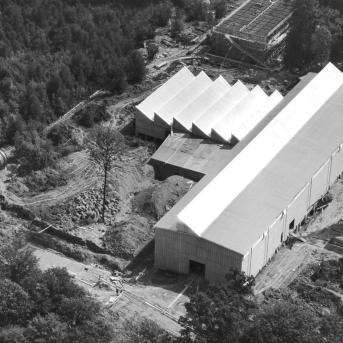 Im Pfaffenwald entstand ab den 1950er Jahren der Vaihinger Campus.